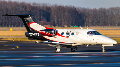 T7-VYT - Embraer 500 Phenom 100 - Private