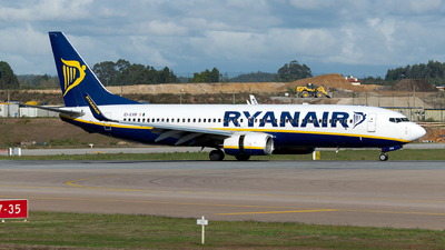 A picture of EIEVR - Boeing 7378AS - Ryanair - © Rui Marques