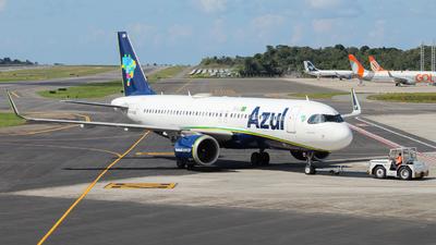 A picture of PRYRN - Airbus A320253N - Azul Linhas Aereas - © Felipe Cruz SBSV