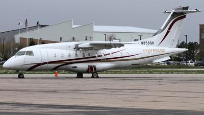 N358SK - Dornier Do-328-300 Jet - Key Lime Air