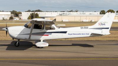 VH-RNX - Cessna 172S Skyhawk SP - Aero Club - Royal Newcastle