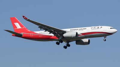 B-6545 - Airbus A330-243 - Shanghai Airlines