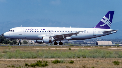 G-HAGT - Airbus A320-211 - Excalibur Airways