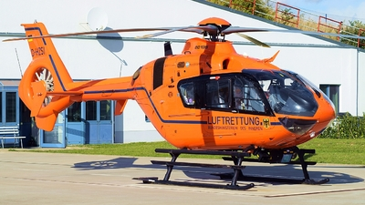 D-HZSI - Eurocopter EC 135T2i - Germany - Luftrettung