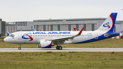D-AXAW - Airbus A320-271N - Ural Airlines