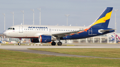 VP-BNJ - Airbus A319-111 - Donavia
