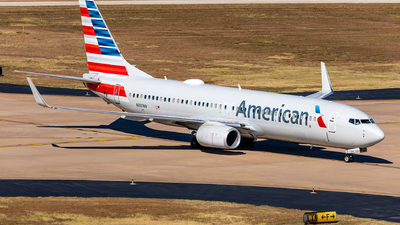A picture of N881NN - Boeing 737823 - American Airlines - © shansixiang88