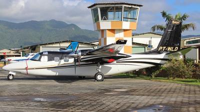 PT-WLD - Gulfstream 690D Turbo Commander - Private