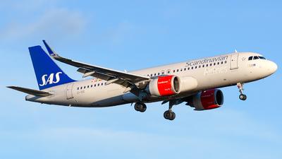 A picture of EISID - Airbus A320251N - SAS - © Laszlo Fekete