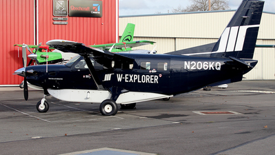 N206KQ - Quest Aircraft Kodiak 100 - W-Explorer