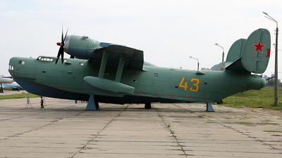 43 - Beriev Be-6P Madge - Soviet Union - Navy