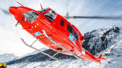 OE-XAA - Bell 212 - Heli Tirol
