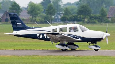 PH-VSY - Piper PA-28-161 Warrior III - Vliegclub Rotterdam