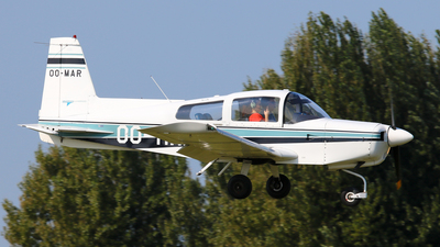 OO-MAR - Grumman American AA-5 Traveler - Private
