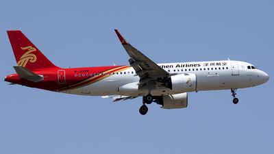 A picture of B300M - Airbus A320251N - Shenzhen Airlines - © XPHNGB