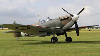 A picture of GAIST - Spitfire Mk.1A - [WASP/20/2] - © Raymond DC