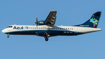 A picture of PRAKL - ATR 72600 - Azul Linhas Aereas - © Adriano Barreto