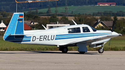 D-ERLU - Mooney M20J-201 - Private
