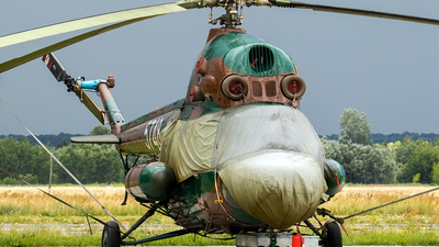 5748 - PZL-Swidnik Mi-2 Hoplite - Poland - Air Force
