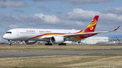 F-WZNZ - Airbus A350-941 - Hainan Airlines