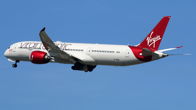 G-VDIA - Boeing 787-9 Dreamliner - Virgin Atlantic Airways
