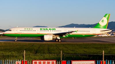 B-16202 - Airbus A321-211 - Eva Air