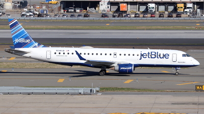 A picture of N348JB - Embraer E190AR - JetBlue Airways - © Andriy Yegorov