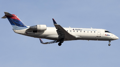N865AS - Bombardier CRJ-200ER - Delta Connection (SkyWest Airlines)