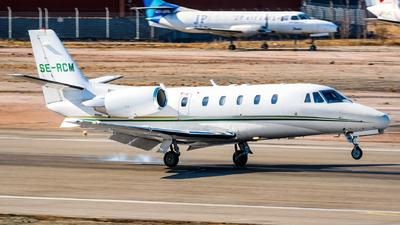 A picture of SERCM - Cessna 560XL Citation Excel -  - © Jon Ekman
