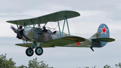 F-AZDB - Polikarpov PO-2 - Private