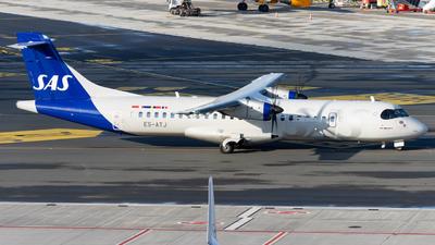 ES-ATJ - ATR 72-212A(600) - Scandinavian Airlines (Xfly)