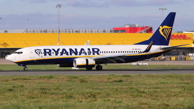 9H-QAJ - Boeing 737-8AS - Ryanair (Malta Air)