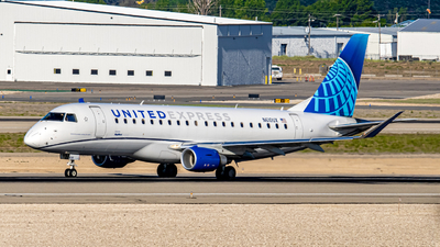 N610UX - Embraer 170-200LL - United Express (SkyWest Airlines)