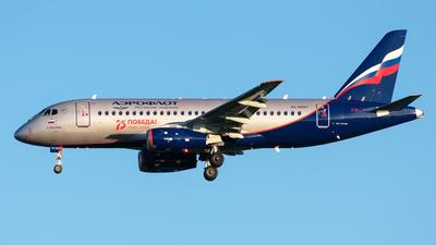 RA-89107 - Sukhoi Superjet 100-95B - Aeroflot