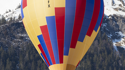 OO-BFX - Schroeder Fire Balloons G22/24 - Private