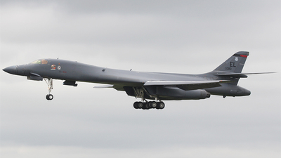 85-0083 - Rockwell B-1B Lancer - United States - US Air Force (USAF)
