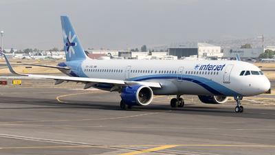 XA-JOE - Airbus A321-251N - Interjet