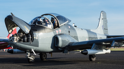 G-SOAF - British Aircraft Corporation BAC 167 Strikemaster - Private