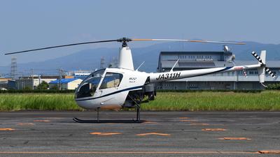 JA311H - Robinson R22 Beta II - Hirata Gakuen
