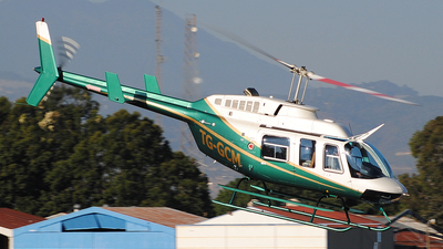 TG-GCM - Bell 206L-4 Long Ranger IV - Private