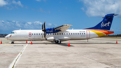 A picture of V2LIN - ATR 72600 - [1366] - © CaptainWil972