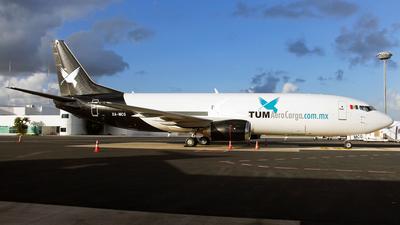 A picture of XAMCG - Boeing 7374Q8(SF) -  - © Kukulkan Avia