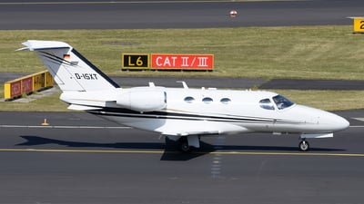 D-ISXT - Cessna 510 Citation Mustang - Private