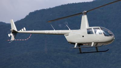 G-ROCT - Robinson R44 Raven II - Private