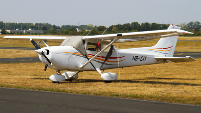 HB-CIT - Reims-Cessna F172P Skyhawk II - Motorfluggruppe Thun