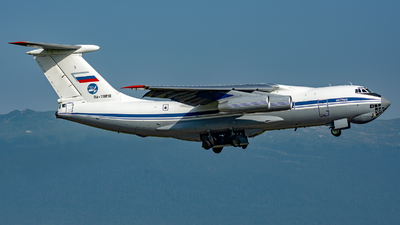RA-78818 - Ilyushin IL-76MD - Russia - 224th Flight Unit State Airline