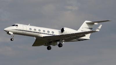 XA-LAA - Gulfstream G350 - Private