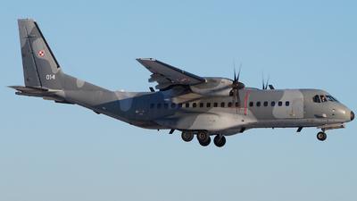 014 - CASA C-295M - Poland - Air Force