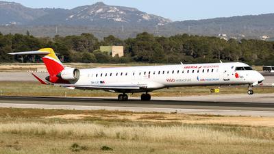 9H-LKF - Bombardier CRJ-1000 - Air Nostrum (MedAvia)