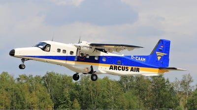D-CAAM - Dornier Do-228-212 - Arcus-Air